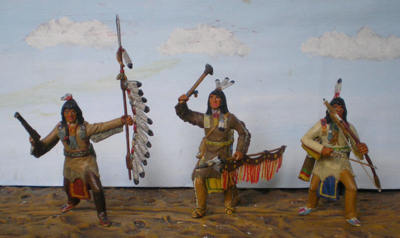 Bemalungen, Umbauten, Modellierungen – neue Indianer für meine Dioramen - Seite 12 116h1_10