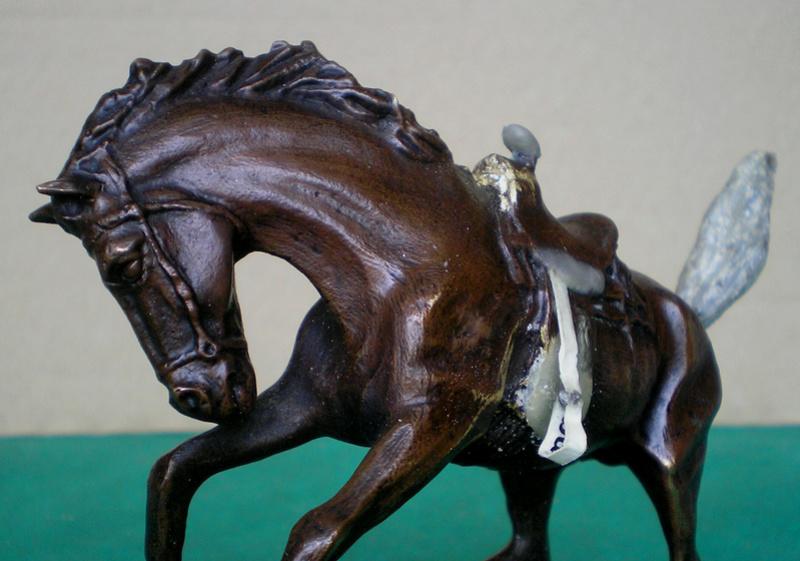 Cowboy zu Pferd mit Lasso - Umbau in der Figurengröße 7 cm - Seite 2 139f2b10