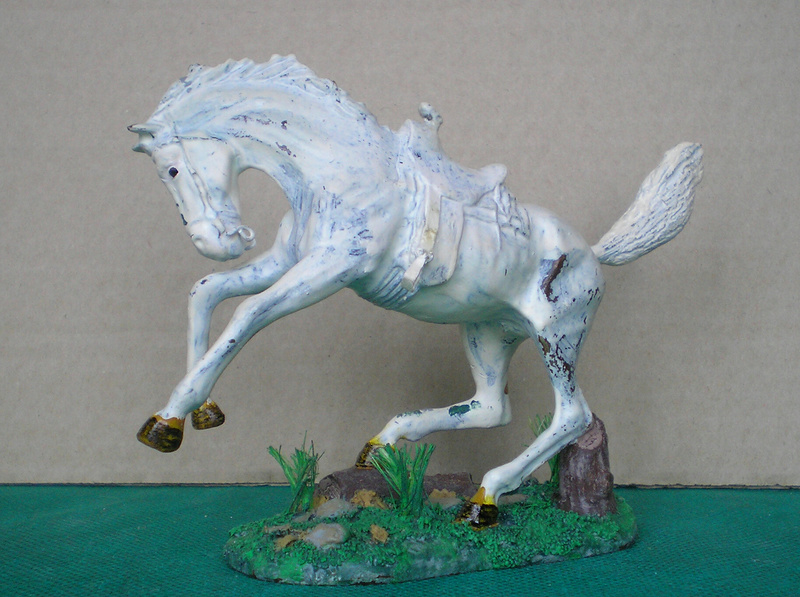 Cowboy zu Pferd mit Lasso - Umbau in der Figurengröße 7 cm - Seite 2 139h3a10