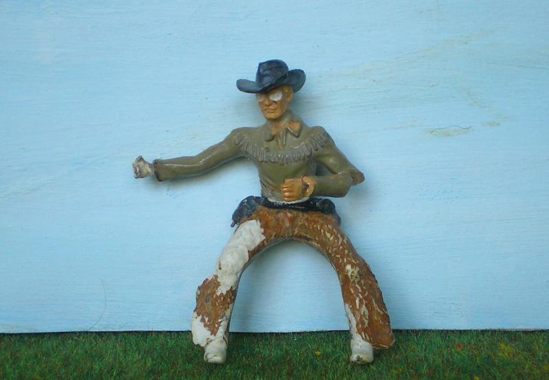 Cowboy zu Pferd mit Lasso - Umbau in der Figurengröße 7 cm - Seite 2 139i1b10