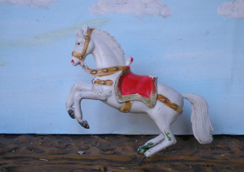 Cowboy zu Pferd mit Lasso - Umbau in der Figurengröße 7 cm - Seite 2 139j2b11