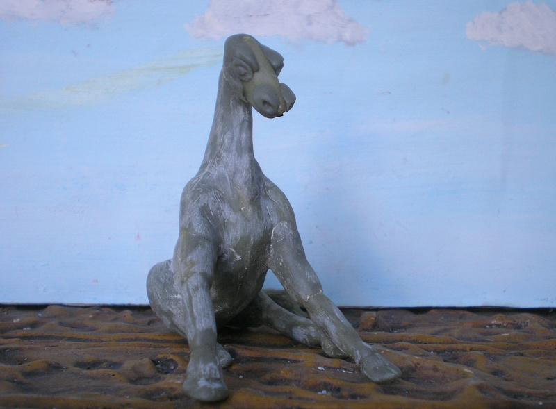 Bemalungen, Umbauten, Modellierungen - neue Tiere für meine Dioramen - Seite 4 148c4b10