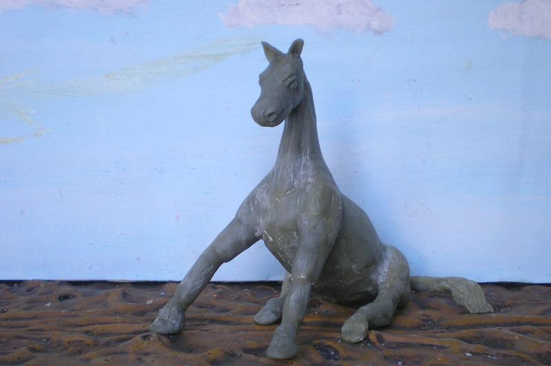 Bemalungen, Umbauten, Modellierungen - neue Tiere für meine Dioramen - Seite 4 148c4c10