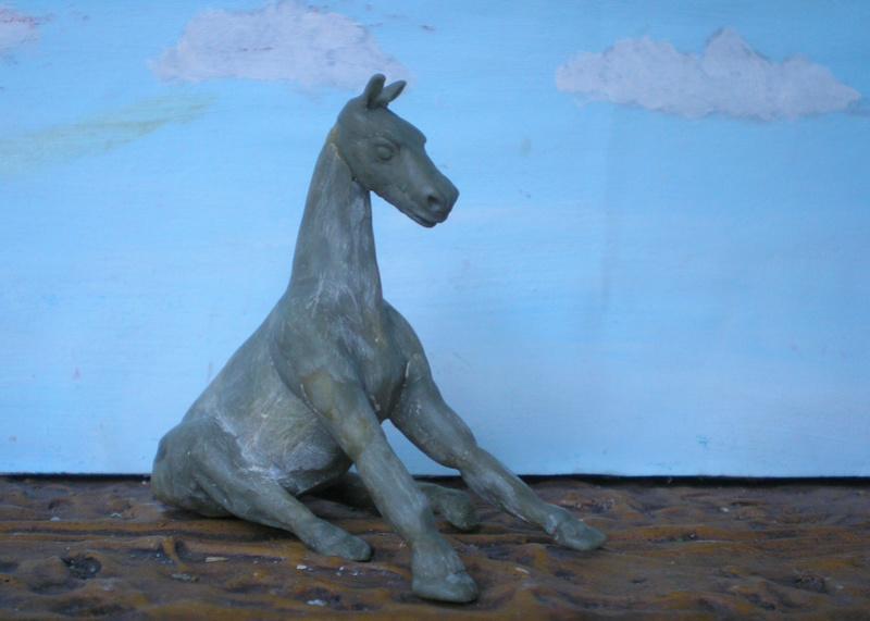 Bemalungen, Umbauten, Modellierungen - neue Tiere für meine Dioramen - Seite 4 148c4d10