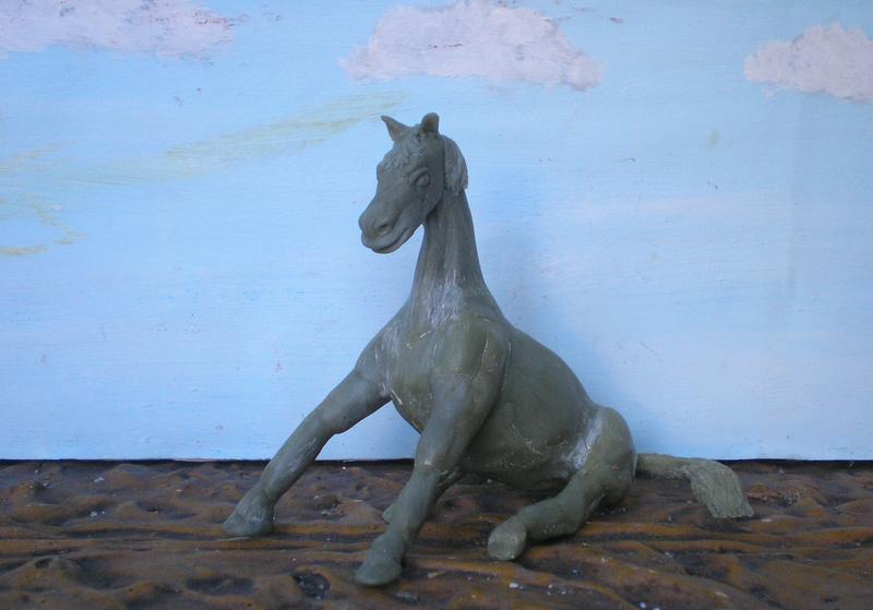 Bemalungen, Umbauten, Modellierungen - neue Tiere für meine Dioramen - Seite 4 148c4e11