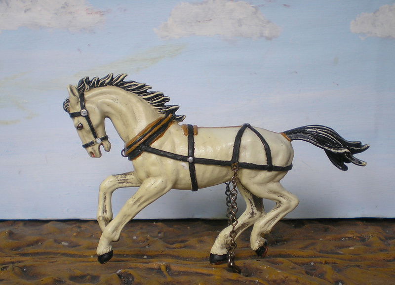 Meine Pferdesammlung - eigene Bemalungen und Umbauten in 54 bis 90 mm 171f2b10