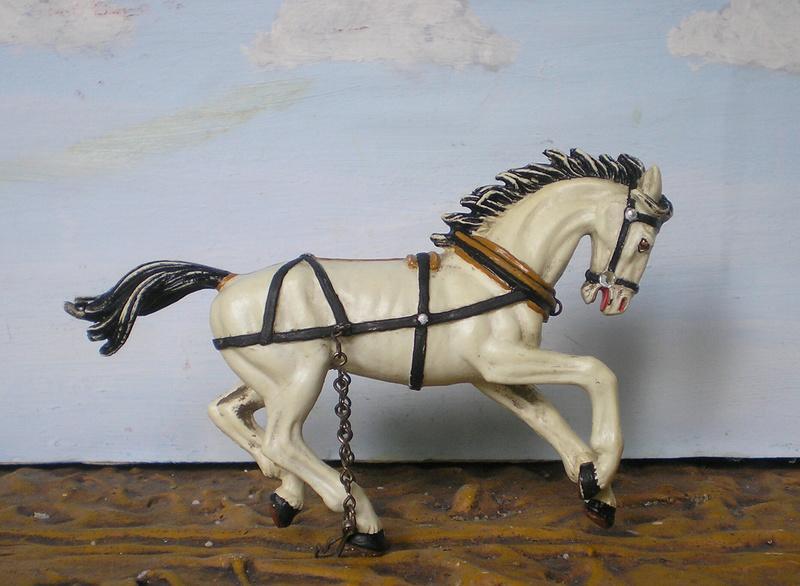 Meine Pferdesammlung - eigene Bemalungen und Umbauten in 54 bis 90 mm 171f2b11