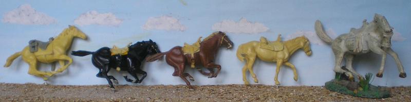 Cowboy zu Pferd mit Lasso - Umbau in der Figurengröße 7 cm - Seite 2 20161017