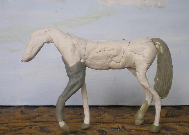 Bemalungen, Umbauten, Modellierungen - neue Tiere für meine Dioramen - Seite 4 206b2b10