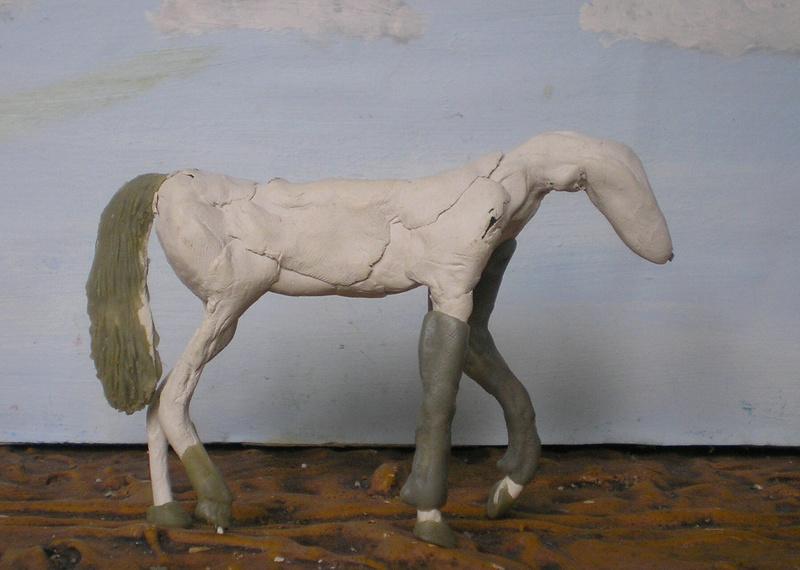 Bemalungen, Umbauten, Modellierungen - neue Tiere für meine Dioramen - Seite 4 206b2c10