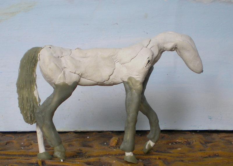 Bemalungen, Umbauten, Modellierungen - neue Tiere für meine Dioramen - Seite 4 206b2d10