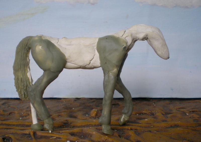 Bemalungen, Umbauten, Modellierungen - neue Tiere für meine Dioramen - Seite 4 206b2e10