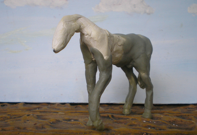 Bemalungen, Umbauten, Modellierungen - neue Tiere für meine Dioramen - Seite 4 206b3a11