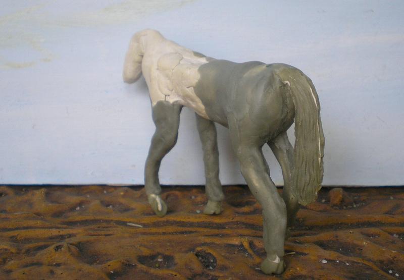 Bemalungen, Umbauten, Modellierungen - neue Tiere für meine Dioramen - Seite 4 206b3a12