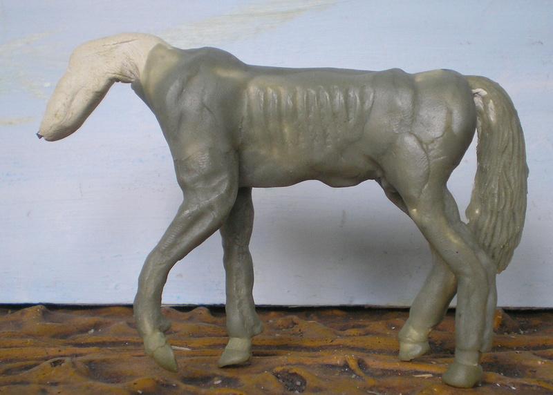 Bemalungen, Umbauten, Modellierungen - neue Tiere für meine Dioramen - Seite 4 206b3b10
