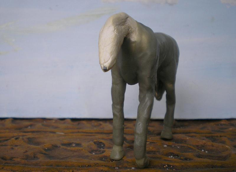 Bemalungen, Umbauten, Modellierungen - neue Tiere für meine Dioramen - Seite 4 206b3b11