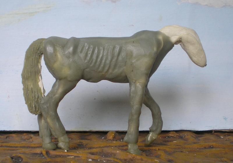 Bemalungen, Umbauten, Modellierungen - neue Tiere für meine Dioramen - Seite 4 206b3b12