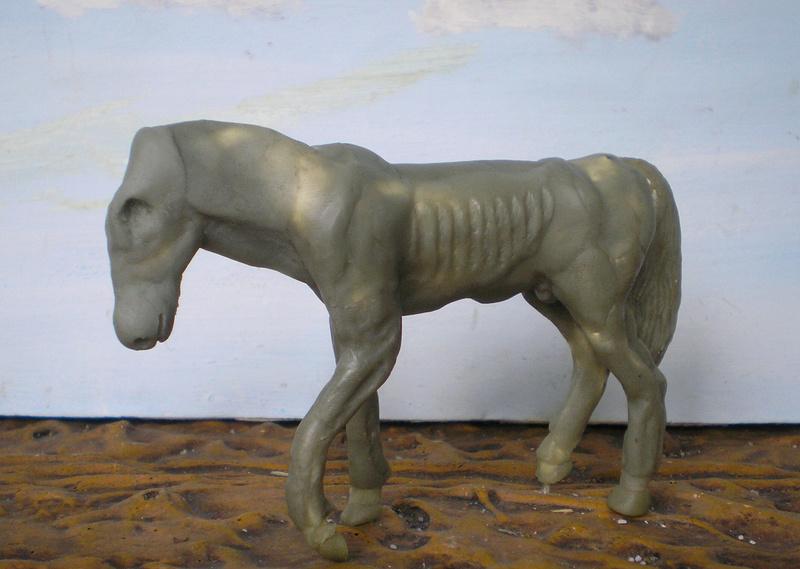 Bemalungen, Umbauten, Modellierungen - neue Tiere für meine Dioramen - Seite 4 206b3d10
