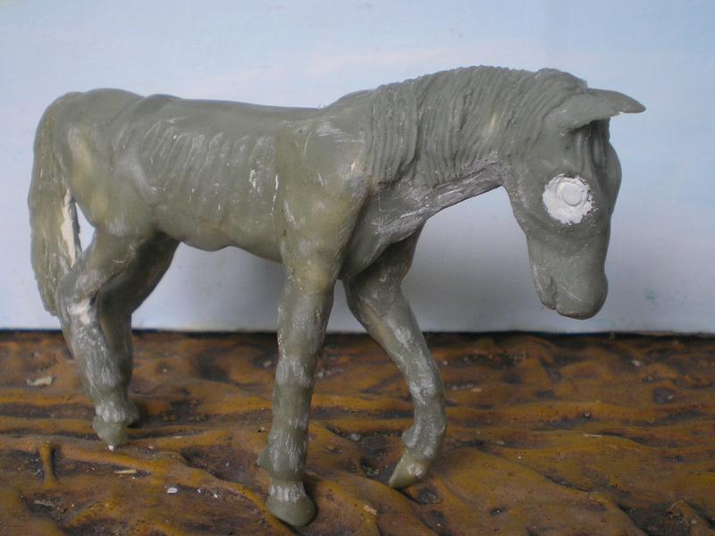 Bemalungen, Umbauten, Modellierungen - neue Tiere für meine Dioramen - Seite 5 206b3e10