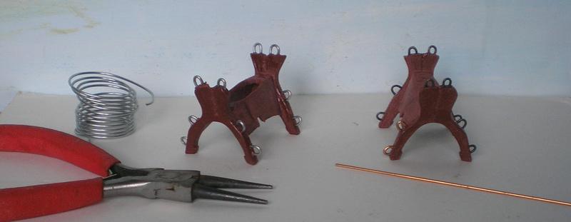 Bemalungen, Umbauten, Modellierungen - neue Soldaten für meine Dioramen 223d6a11
