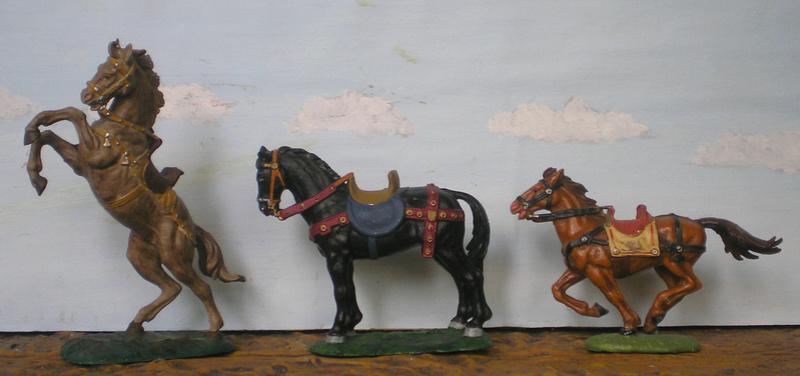 Meine Pferdesammlung - eigene Bemalungen und Umbauten in 54 bis 90 mm 233a1_10