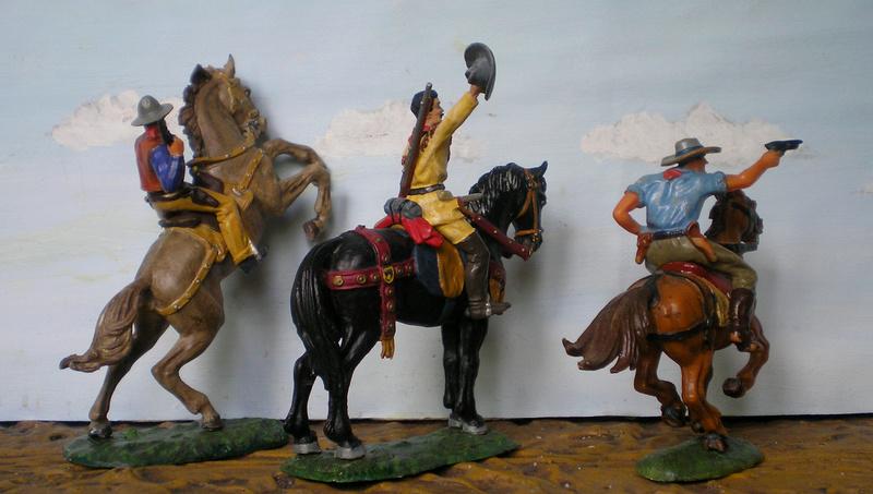 Meine Pferdesammlung - eigene Bemalungen und Umbauten in 54 bis 90 mm 233e2_10