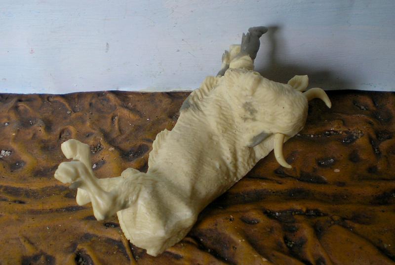 Bemalungen, Umbauten, Modellierungen - neue Tiere für meine Dioramen - Seite 4 239b2c10