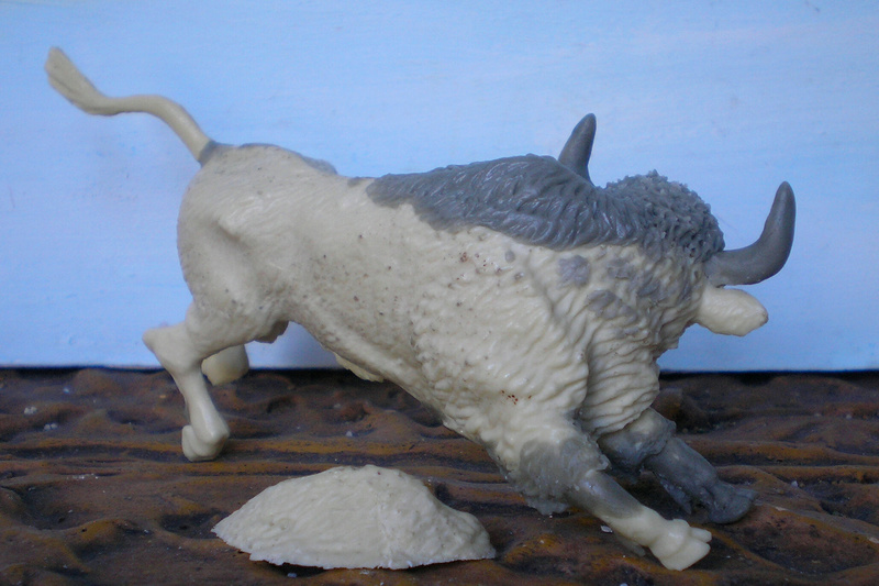 Bemalungen, Umbauten, Modellierungen - neue Tiere für meine Dioramen - Seite 4 239b2f10