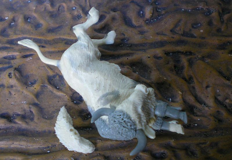 Bemalungen, Umbauten, Modellierungen - neue Tiere für meine Dioramen - Seite 4 239b2f11
