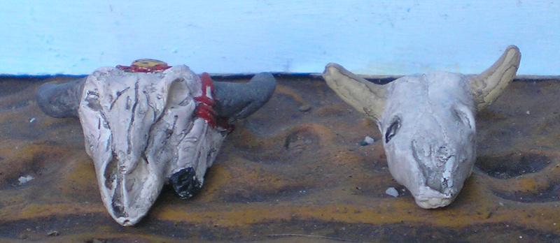 Bemalungen, Umbauten, Modellierungen - neue Tiere für meine Dioramen - Seite 4 239c6c10