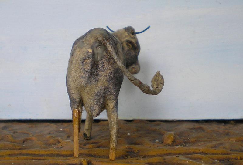 Bemalungen, Umbauten, Modellierungen - neue Tiere für meine Dioramen - Seite 3 241a3a10