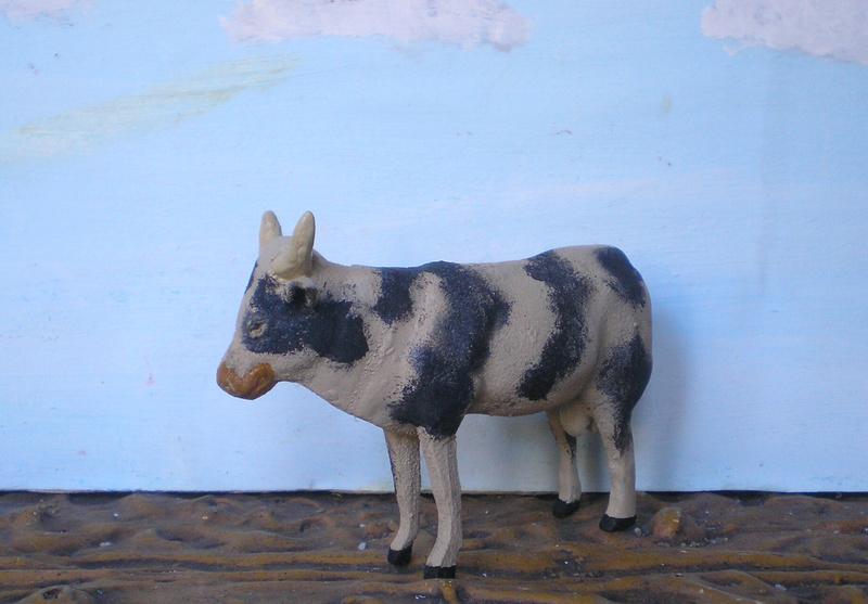 Bemalungen, Umbauten, Modellierungen - neue Tiere für meine Dioramen - Seite 4 241a4b10