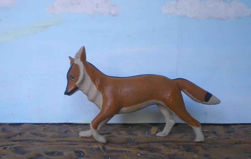 Bemalungen, Umbauten, Modellierungen - neue Tiere für meine Dioramen - Seite 4 241b4a10