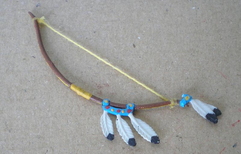 Bemalungen, Umbauten, Modellierungen – neue Indianer für meine Dioramen - Seite 12 Indian12
