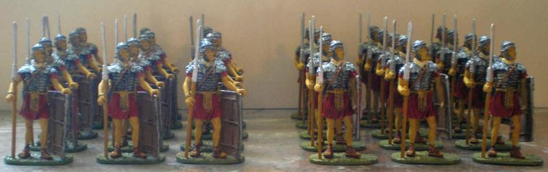 Bemalung von Römern Pb250010