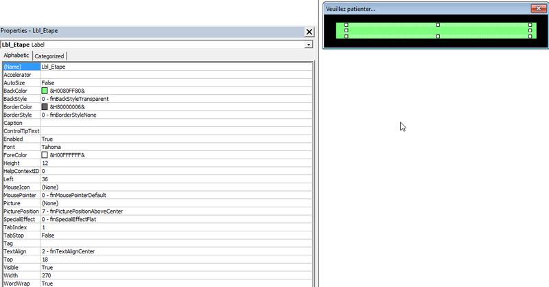 Créer une progress barre dans CATIA Pb_lab11