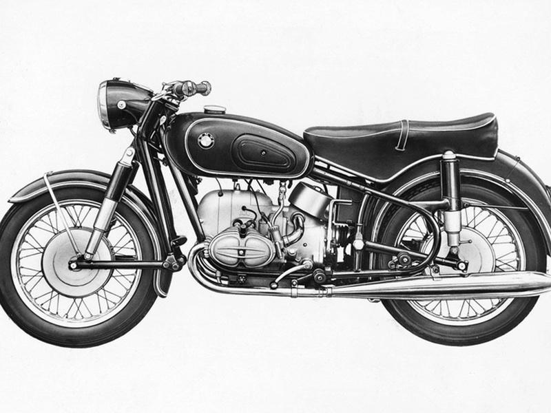 bmw R50 (1955) Em206110