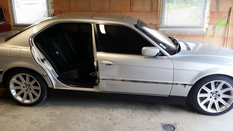 BMW 730 Da annee 1998 - Page 6 20160811
