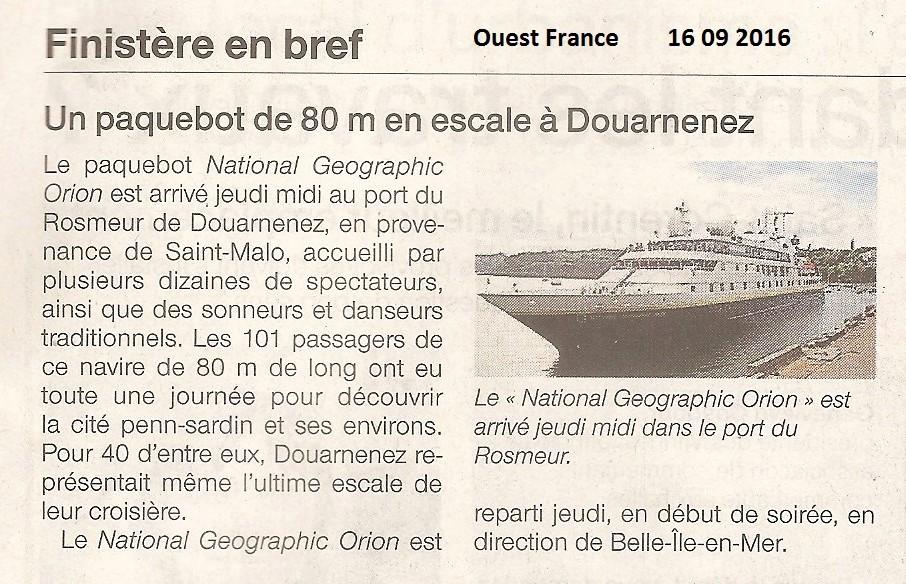 [Vie des ports] LE PORT DE DOUARNENEZ - Page 23 Numyri11