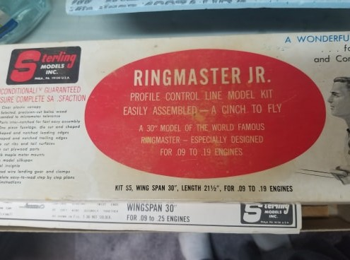 Ringmaster Jr Kit S5 52582510