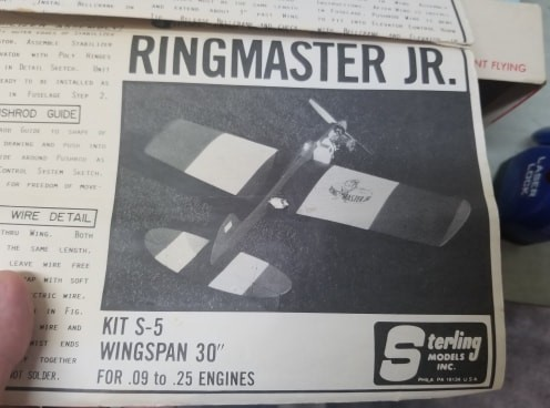 Ringmaster Jr Kit S5 52666710