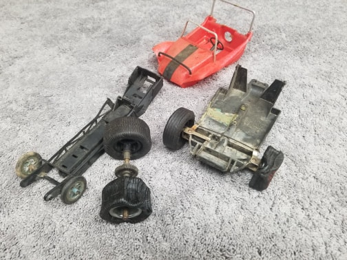 Cox Dragster And Buggy Parts 74475310