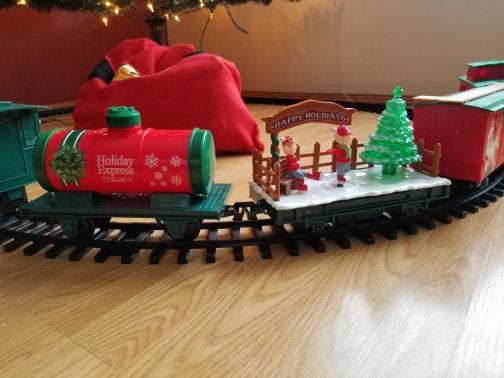 Christmas Train Has Arrived 79272910