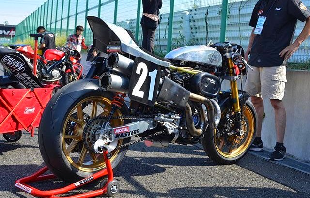 XL1200S Racer  Harley11