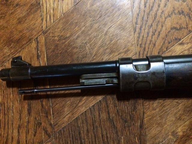 Mauser 98k sniper SSZZA2 K98_ca10
