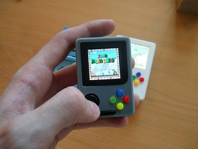 2 nouvelles consoles Adafruit RPi Zero bientôt en test! Gamboy15