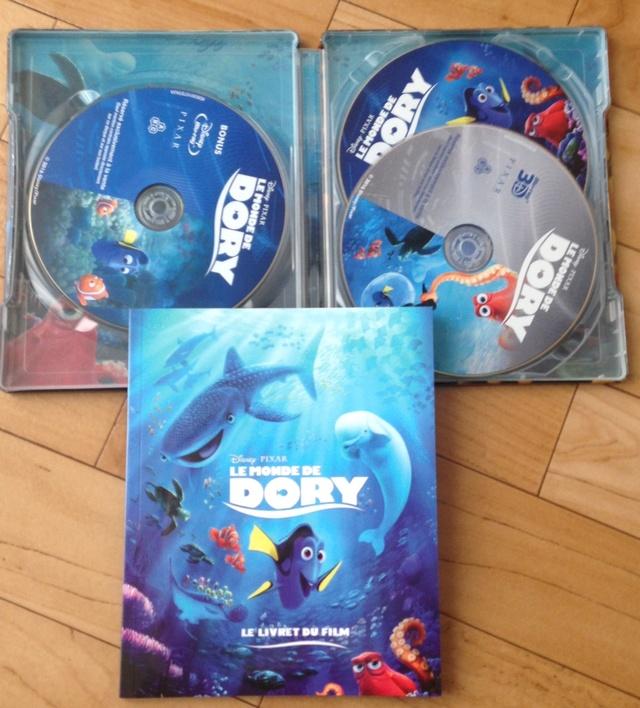 Le Monde de Dory [Pixar - 2016] - Page 22 Fullsi14