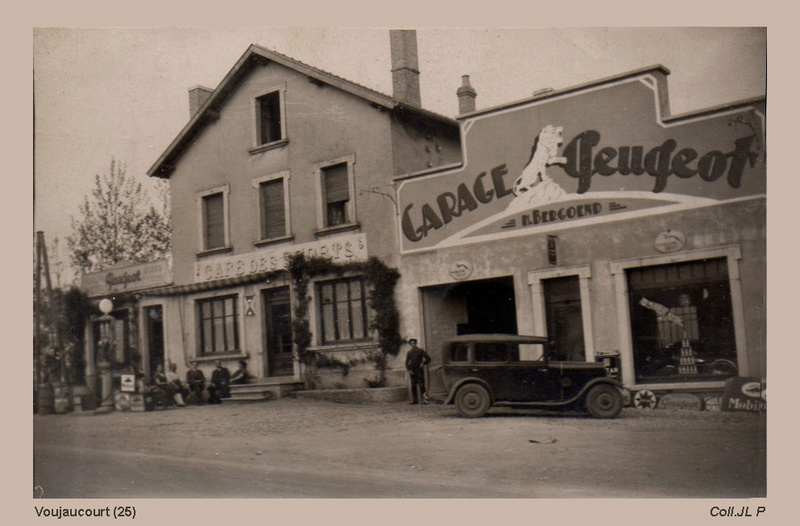 les concessions Peugeot - Page 2 Garage10