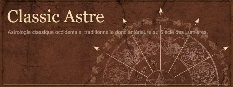 Astrologie occidentale traditionnelle