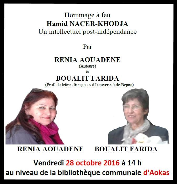 Ce week-end Aokas est la capitale algérienne de la culture 113